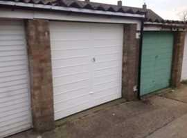£16.16pw / £70pcm / £210 per quarter - Secure Garage, Carling Walk, Basildon, Essex, SS14 2PN