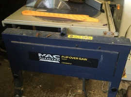 Macallister flip over Table/Mitre saw