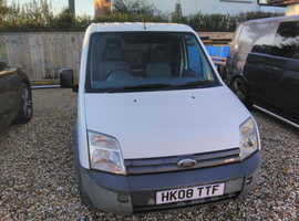 Rare rear barn doors only 2008 ford transit connect, re mapped NO VAT