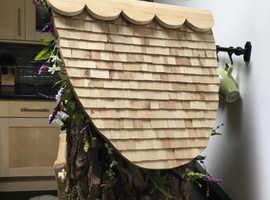 Wooden fairyhouse