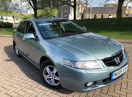 Cars Any, 2005 (05) Green saloon, Automatic Petrol, 1,100 miles