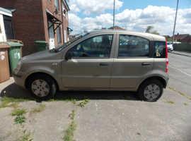 Fiat Panda, 2008 (08) Beige Hatchback, Manual Petrol,