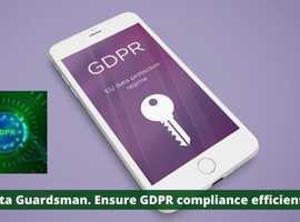 Data Guardsman. Ensure GDPR compliance efficiently