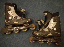 roller skates CRAZYCREEK, UK size 44, good condition