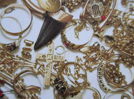 Jewellery Gold/ Silver.. Brought Today New, Old, Broken Even 1 Item - Anywhere in the UK