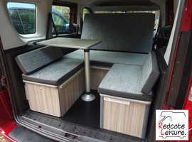 2011 Fiat Doblo Active Micro Camper Petrol ULEZ