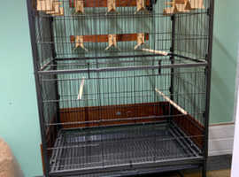 BRAND NEW STOCK CAGE POWDERED COATED