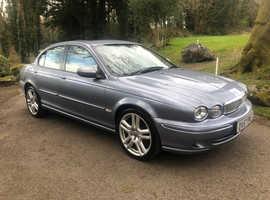 2007 (57) Jaguar X type , Saloon, 2.2 diesel, 89k miles, SH, 2 keys, excellent condition!