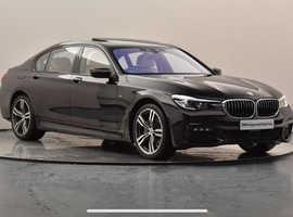 BMW 740 LI M SPORT, Automatic, Petrol,
