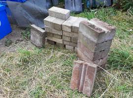 Fire/kiln/insulation bricks & a few others