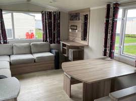 2 bed caravan for sale on golden sands holiday park in Mablethorpe