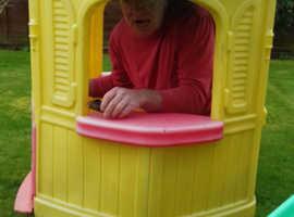 Little Tykes child's playhouse