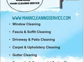 Window cleaning and Gutter clearing