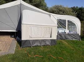 Camplet Dream Trailer  Tent