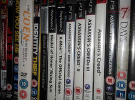 PS3 games assassins creed for sale