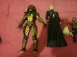 Neca 18 inch figures plus others