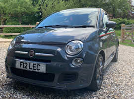 Fiat 500, 2014 (64) Grey Hatchback, Manual Petrol, 52,300 miles