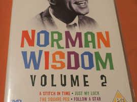 Norman Wisdom Box set