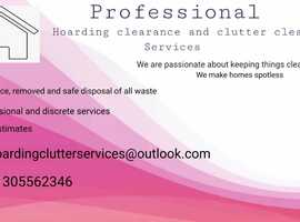 Dorset Hoarding and clutter clearance