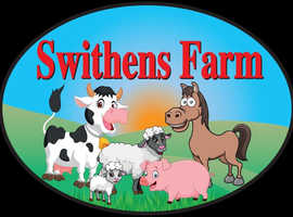 Swithens Farm reopens this weekend - strictly pre booked tickets only