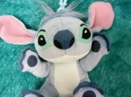 Disney lilo and stitch plush keyring