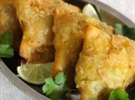 Homemade Asian food