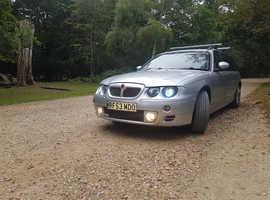 MG Zt-t, 2003 (53) Silver Estate, Manual Diesel, 170,000 miles
