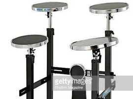 5-Piece Practice Drum Kit by Bill Sanders