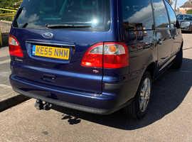 Ford Galaxy, 2006 (55) Blue MPV, Manual Diesel, 93,700 miles