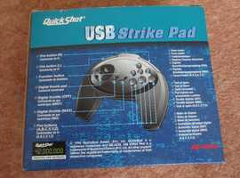 Quickshot USB Strike Pad