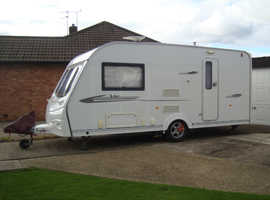 Coachman caravan 460/2 2010 Exceptionally well looked after caravan