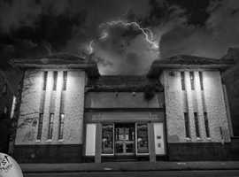 Ghost Hunting At The Old Majestic Cinema, Nottingham, 25th January 2020¬