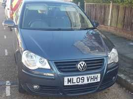 Volkswagen Polo, 2009 (09) Grey Hatchback, Automatic Petrol, 24,949 miles