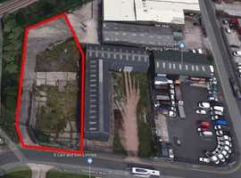 Short term lease 0.66 Acre of Industrial land - Wigan