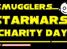 Star wars charity day croydon