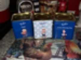Sugar coffee tea canister