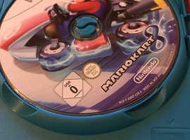 Wii u Mario karting 8