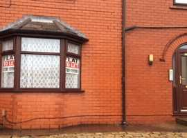 GROUND FLOOR ONE BED SELF CONTAINED APARTMENT WIGAN