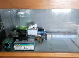 Aqua Oak fish tank