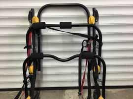 Halfords Tailgate Bike Rack - 3bikes