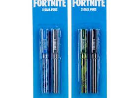 Pack of 2 Fortnite Ballpoint Pens