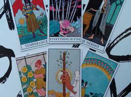 Half Price Tarot Readings from Alena LDN Tarot