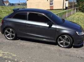 Audi A1, 2011 (61) Grey Hatchback, Manual Petrol, 74,000 miles