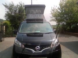Nissan NV200 Bavaria conversion campervan