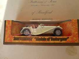 VARIOUS MATCHBOX MODELS OF YESTERYEAR, ALL MINT IN BOXES