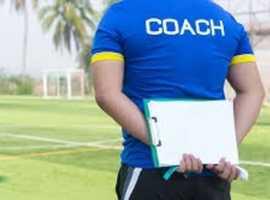 Assistant Volunteer Football Coach any teams u16s and below