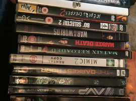 Huge dvd bundle