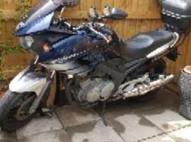 yamaha tdm 900 56 plate