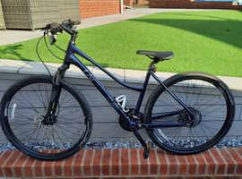 Ladies Raleigh Grove Liv bike
