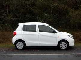 Suzuki CELERIO, 2017 (67) White Hatchback, Manual Petrol, 44,000 miles
